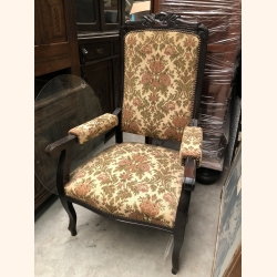 Beautiful Antique French Armchair