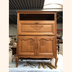 Flawless Louis XV cabinet