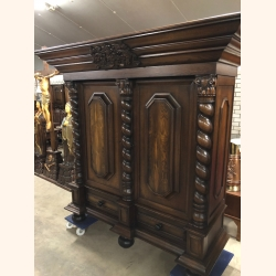 Antique cabinet from Germany