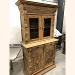 Antique cupboard 1880 very special finish. Impeccable.