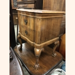 Beautiful small antique cabinet 1850