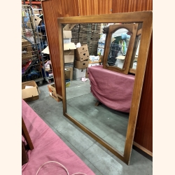 Large vintage mirror impeccable condition