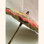 Antique Japanese umbrella. Mint condition.