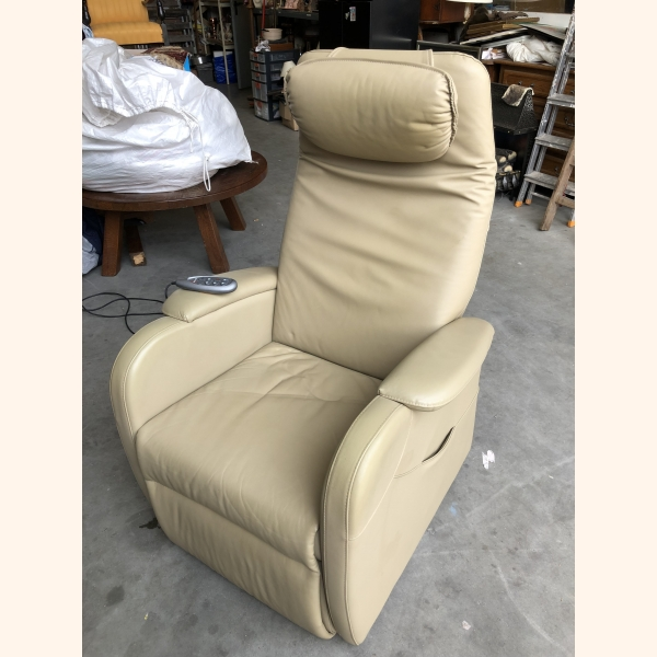 """""""Stand Up"""" electrical leather relax chair"""