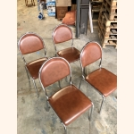 Vintage set of chairs from the '70 mint condition