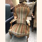 Absolutely stunning antique armchair