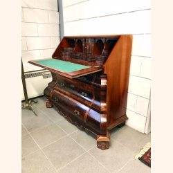 Antique Mahogany Desk 1850
