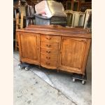 Marvellous Antique French Buffet Cupboard