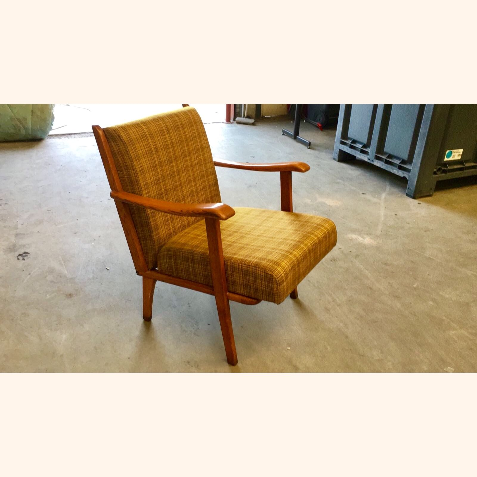 Sold Vintage Art Deco Chair