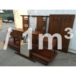 A+ Bed Room Furniture Sets - Mix - 1m3