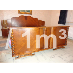 A Bed Room Furniture Sets - Mix - 1m3