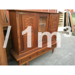 A+ Solid Wood Cabinet Furniture - Mix - 1m3
