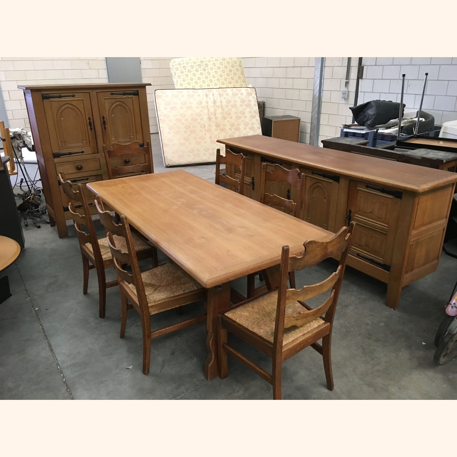 A Solid Wood Dining Room Furniture, Solid Wood Dining Room Sets