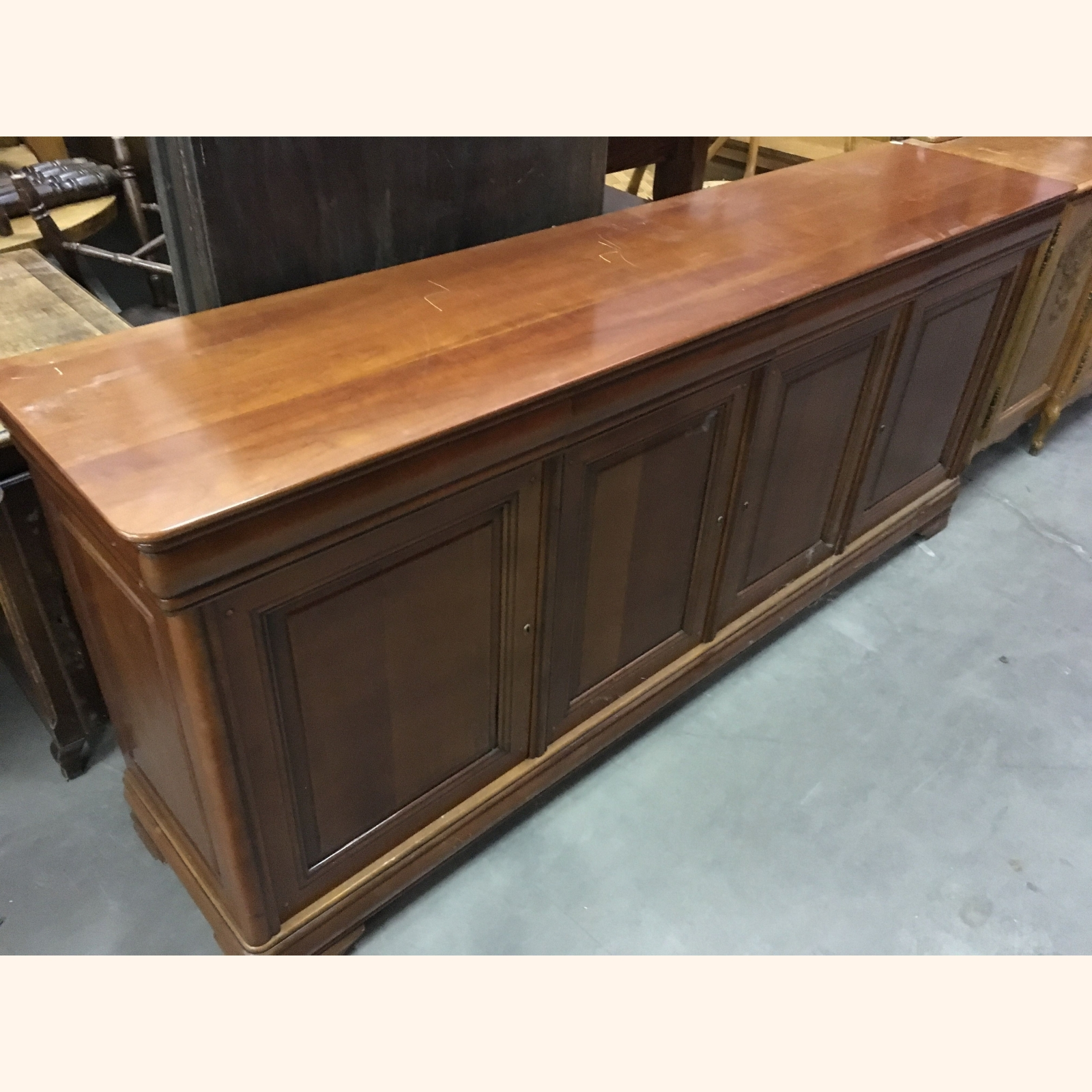 A+ Solid Wood Cabinet Furniture  Mix  1M3